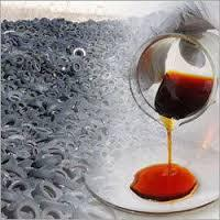 Pyrolysis Tyre Oil