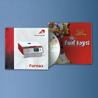 CD/DVD Cover Printing Services