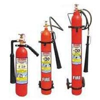 CO2 Type Fire Extinguisher For Class B & C
