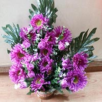 Artificial Flowers Baskets