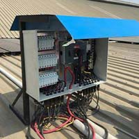 SOLAR String Combiner Box for 60KWp