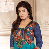 Ravina the Luster Salwar Suits