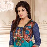 Ravina the Luster Salwar Suits