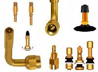 Brass Auto Tyre Tube Valves