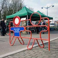 Metal Barricade
