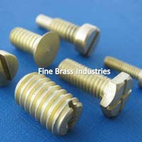brass screw manufacturers suppliers exporters in india. Black Bedroom Furniture Sets. Home Design Ideas
