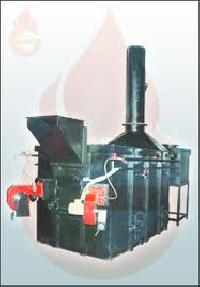 Hospital Waste Incinerators, Steam Boilers
