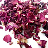 Organic Dried Flower Petals