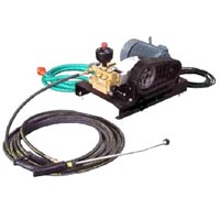 Four Wheeler Washing Pump