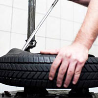 Tyre Changing Services