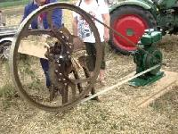 Paddy Straw Cutter