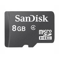 8GB Sandisk Memory Card