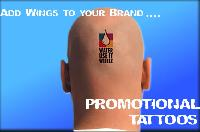 Promotional Tattoos