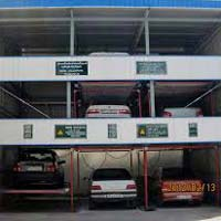Rotary Car Parking System