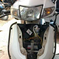 Hho Kit, Two Wheeler Part
