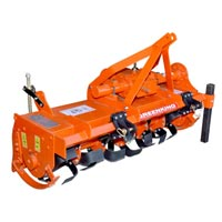 Multy Speed Gear Drive Rotary Tiller