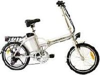Belize Porta Bike, Porta Dash Electric Alloy Folding Bike