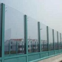 Polycarbonate Sound Barriers
