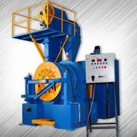 Rotary Barrel Type Shot Blasting Machine