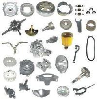 Bike Spares Parts