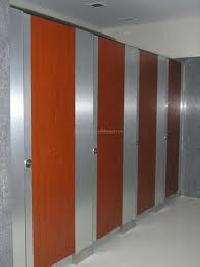 Changing Room Partition System