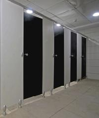 Fire Resistant Toilet Partition