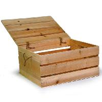 customized wooden crates