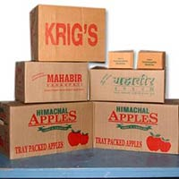 Fruit Corrugated Boxes