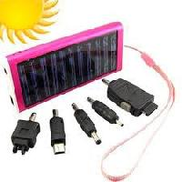Solar Mobile Charger - Gehlot Associates