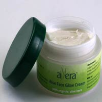Aloe Face Glow Cream