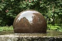 Stone Ball Fountain