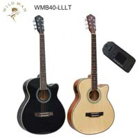 WildMan Acoustic Guitars