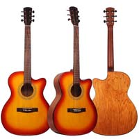 Wildman Solid Top Guitars