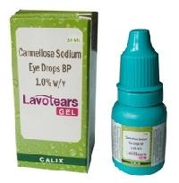 Lavotears Gel Eye Drops