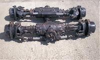 Tractor Axles