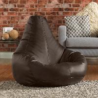 Leather Bean Bag