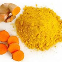 Dehydrated Green Turmeric Powder