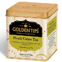 Golden Tips Peach Green Full Leaf Tea
