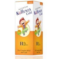 Koffenza Cold Syrup