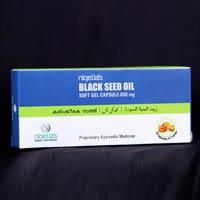 Black Seed Oil Gelatin Capsule