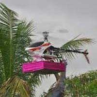 Remote Operated Helicopter