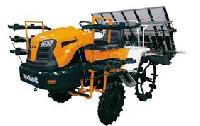 4 Wheel Rice Transplanters