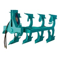 4 Furrow Reversible Plough