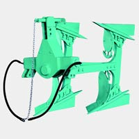 Double Cylinder Reversible Mb Plough