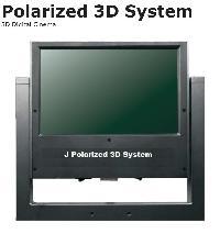 3d Passive Polarized Modular Mirror System