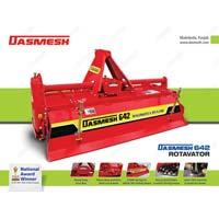 Dasmesh (642) Agricultural Rotavator