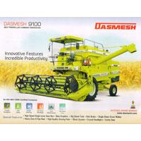 Agriculture Harvester Machine Dasmesh9100