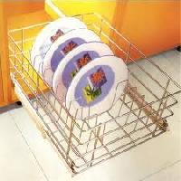 Quadro Full Plate Basket