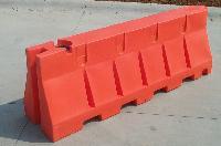 Temporary Road Barricades