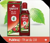 Pukhraj Thanda Oil